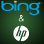 HP and Bing toolbar