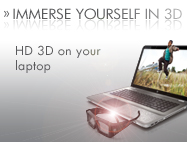 Immerse yourself in 3D
