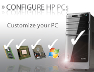 Configure HP PCs - Customize your PC