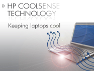 HP Coolsense Technology