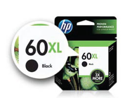 XL HP ink cartridge