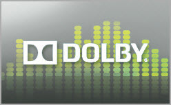Dolby® Advanced Audio— Enjoy vibrant, engaging sound