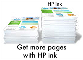 HP inks vs. bargain inks