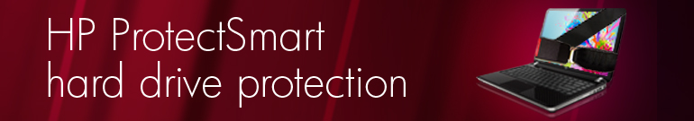 HP ProtectSmart Hard Drive Protection