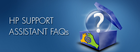 HP Support Assistant FAQs