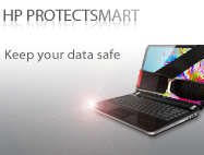 HP ProtectSmart - Keep your data safe