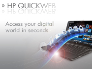 HP QuickWeb