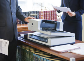 Scanning legal-sized documents