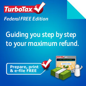 Try Turbo Tax free
