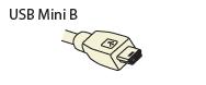 Mini-B USB