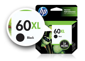 XL ink cartridges