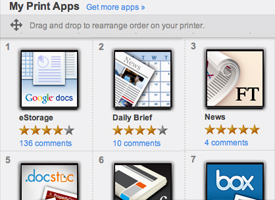My Print Apps featured on ePrint Center