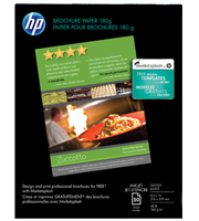 HP Inkjet Glossy Brochure paper
