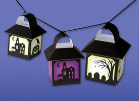 hanging lantern decoration