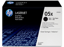 HP toner high-capacity dual pack