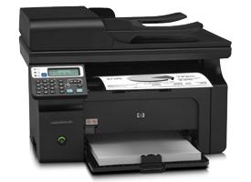 HP LaserJet Pro M1217nfw MFP