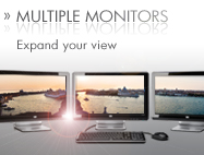 Multimple Monitors