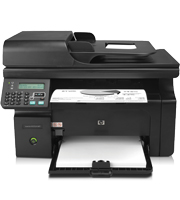 HP LaserJet M1212nf MFP