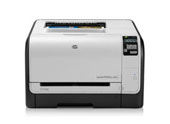 HP LaserJet Pro CP1525nw Color e-Printer