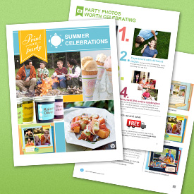 photo of Summer Celebrations book