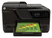 HP Officejet Pro 8600A e-All-in-One