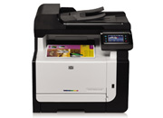 HP Color LaserJet CM1415fnw MFP